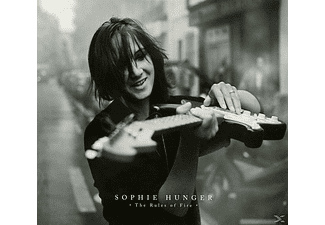 Sophie Hunger - The Rules Of Fire [CD]