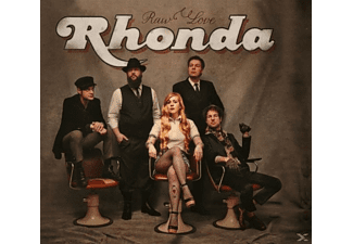 Rhonda - Raw Love - (CD)