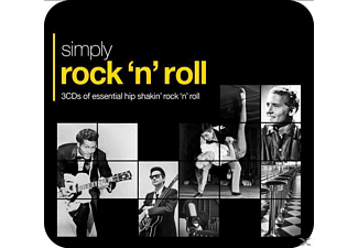 VARIOUS - Simply Rock'n Roll (3CD Tin) - (CD)