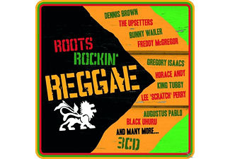VARIOUS - Roots Rockin Reggae (Lim.Metalbox Ed) [CD]