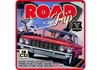 VARIOUS - Road Trip (Lim.Metalbox Ed) - (CD)