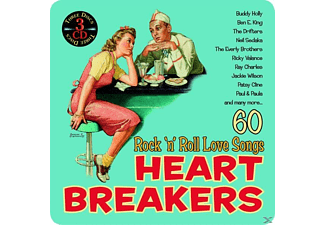 VARIOUS - Rock'n Roll Heartbreakers (Lim.Metalbox Ed) - (CD)