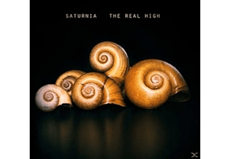 Saturnia - The Real High - (CD)