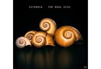 Saturnia - The Real High - (Vinyl)