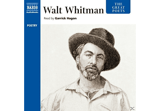 The Great Poets: Walt Whitman - 1 CD - Hörbuch