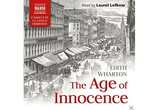 The Age of Innocence - 9 CD - Hörbuch