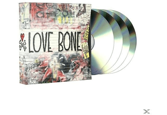 Mother Love Bone - On Earth As It Is: The Complete Works (Ltd.Edt.) - (CD + DVD Video)