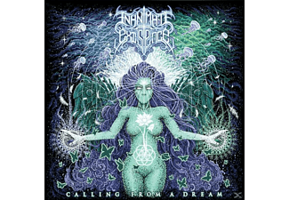 Inanimate Existence - Calling From A Dream - (CD)