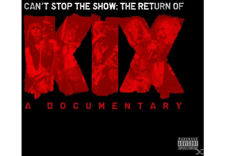 Kix - Can't Stop The Show:The Return Of Kix - (CD + DVD Video)