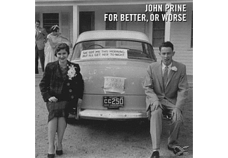 John Prine - For Better,or Worse [CD]