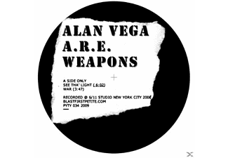 Alan & A.R.E.Weapons Vega - See Tha Light/War - (Vinyl)