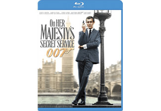 ESEN On Her Majesty's: Secret Service Bluray