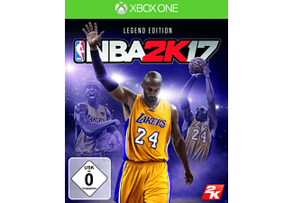 NBA 2K17 (Legend Edition) - Xbox One