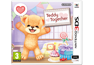 Teddy Together | 3DS