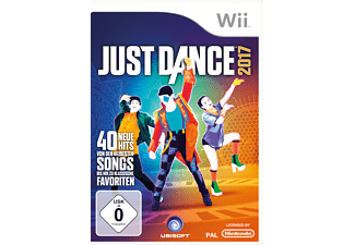 Just Dance 2017 [Nintendo Wii]