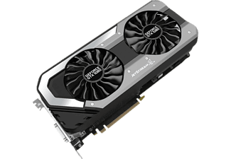 PALIT GeForce GTX 1080 JetStream 8GB (NEB1080015P2J)(NVIDIA,  Grafikkarte)
