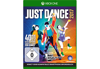 just dance 2017 xbox one spiele mediamarkt. Black Bedroom Furniture Sets. Home Design Ideas