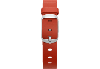PEBBLE 60106, Ersatz-/Wechselarmband, Pebble, Time Round, Rot