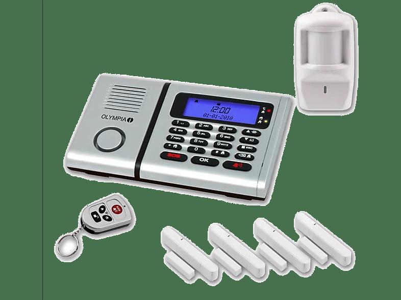 OLYMPIA Ασύρματος συναγερμός σπιτιού καταστήματος με τηλεφωνητή - (6061) είδη σπιτιού   μικροσυσκευές ασφάλεια σπιτιού αξεσουάρ ασφάλεια σπιτιού