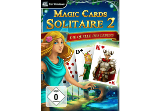 Magic Cards Solitaire 2 - Die Quelle des Lebens [PC]