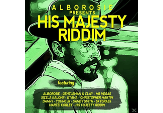 VARIOUS - His Majesty Riddim [CD]