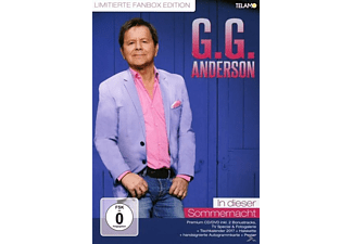G.G. Anderson - In Dieser Sommernacht (Fanbox) [CD + DVD Video]