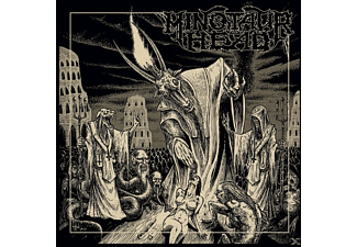 Minotaur Head - Minotaur Head - (CD)