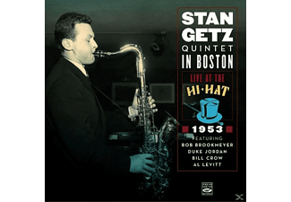 Stan Quintet Getz - Live At The Hi-Hat 1953 - (CD)
