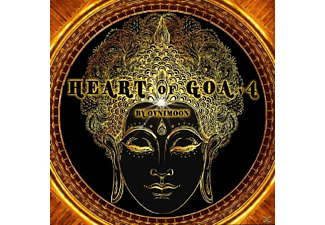 VARIOUS - Heart Of Goa 4 - (CD)