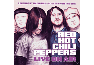 Red Hot Chili Peppers - Live On Air [CD]