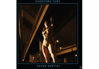 Handsome Furs - Sound Kapital - (Vinyl)
