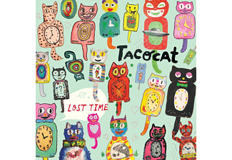 Tacocat - Lost Time - (LP + Download)