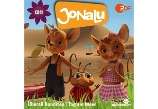 Jonalu - JoNaLu Staffel 2-CD 11 - (CD)