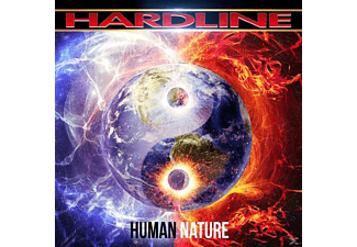 Hardline - Human Nature (Ltd.Gatefold/Black Vinyl/180 GR) [Vinyl]
