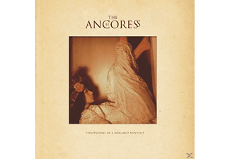The Anchoress - Confessions Of A Romance Novelist - (CD)