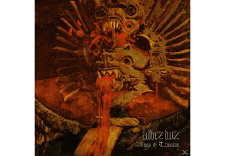 Albez Duz - Wings Of Tzinacan - (CD)