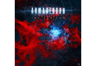 Armageddon - Crossing The Rubicon-Revisited - (CD)