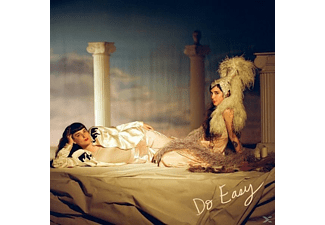 Tasseomancy - Do Easy (LP+MP3) - (LP + Download)