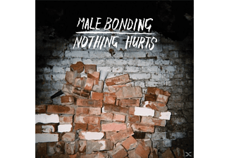 Male Bonding - Nothing Hurts - (Vinyl)