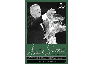 Frank Sinatra - At The Royal Festival Hall/Sinatra In Japan [DVD]