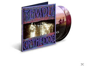 Temple Of The Dog - Temple Of The Dog (Ltd.Edt.Deluxe CD) - (CD)