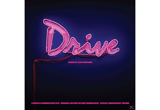 Cliff Martinez, OST/VARIOUS - Drive/OST-5th Year Anniversary Edition (2LP) [Vinyl]