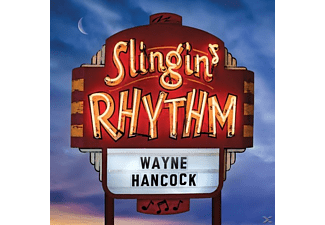 Wayne Hancock - Slingin' Rhythm (Heavyweight LP+MP3) - (LP + Download)