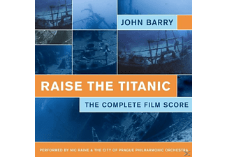 John Barry - Raise The Titanic-The Complete Fi [Vinyl]