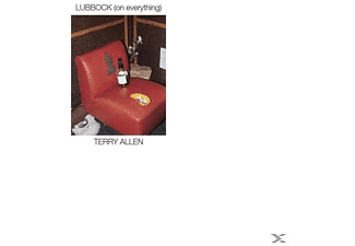 Terry Allen - Lubbock [CD]