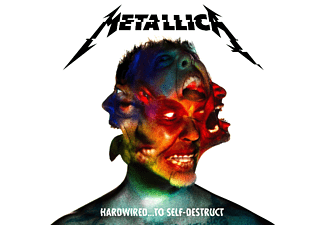 Metallica - Hardwired… to Self-Destruct (Vinyl LP (nagylemez))