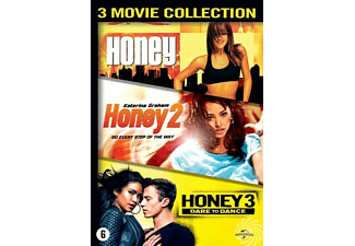 Honey 1-3 | DVD