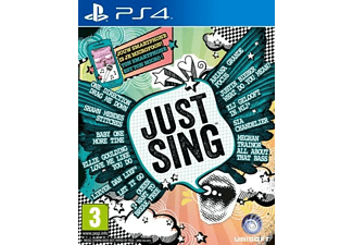 Just Sing | PlayStation 4