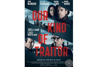 Our Kind Of Traitor | Blu-ray