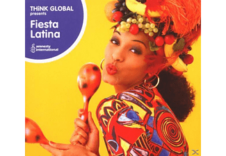 VARIOUS - Think Global: Fiesta Latina - (CD)